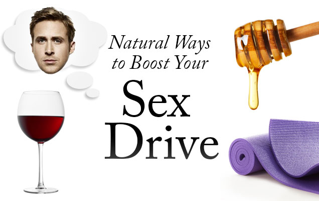 How to regain your sex drive